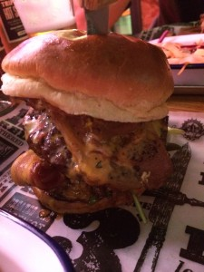 The Pit Burger