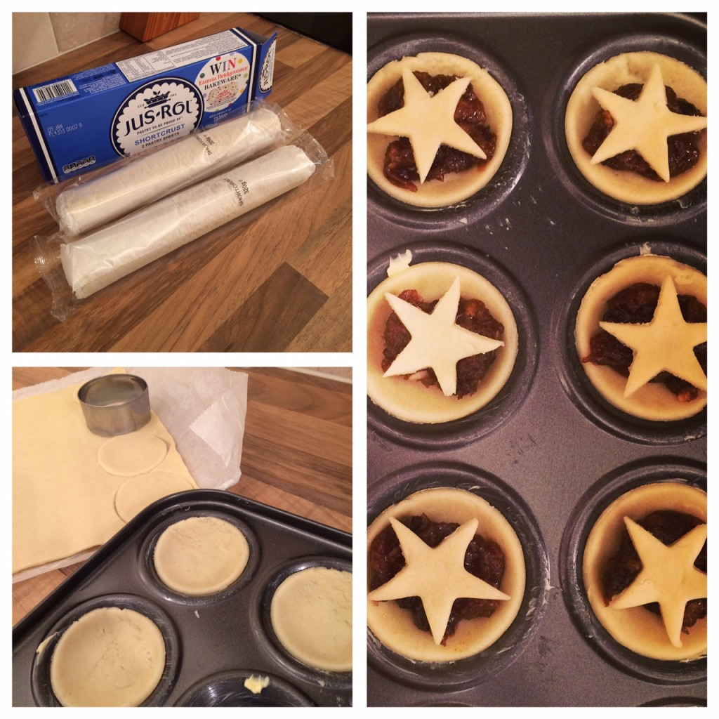 Jus Roll Mince Pies